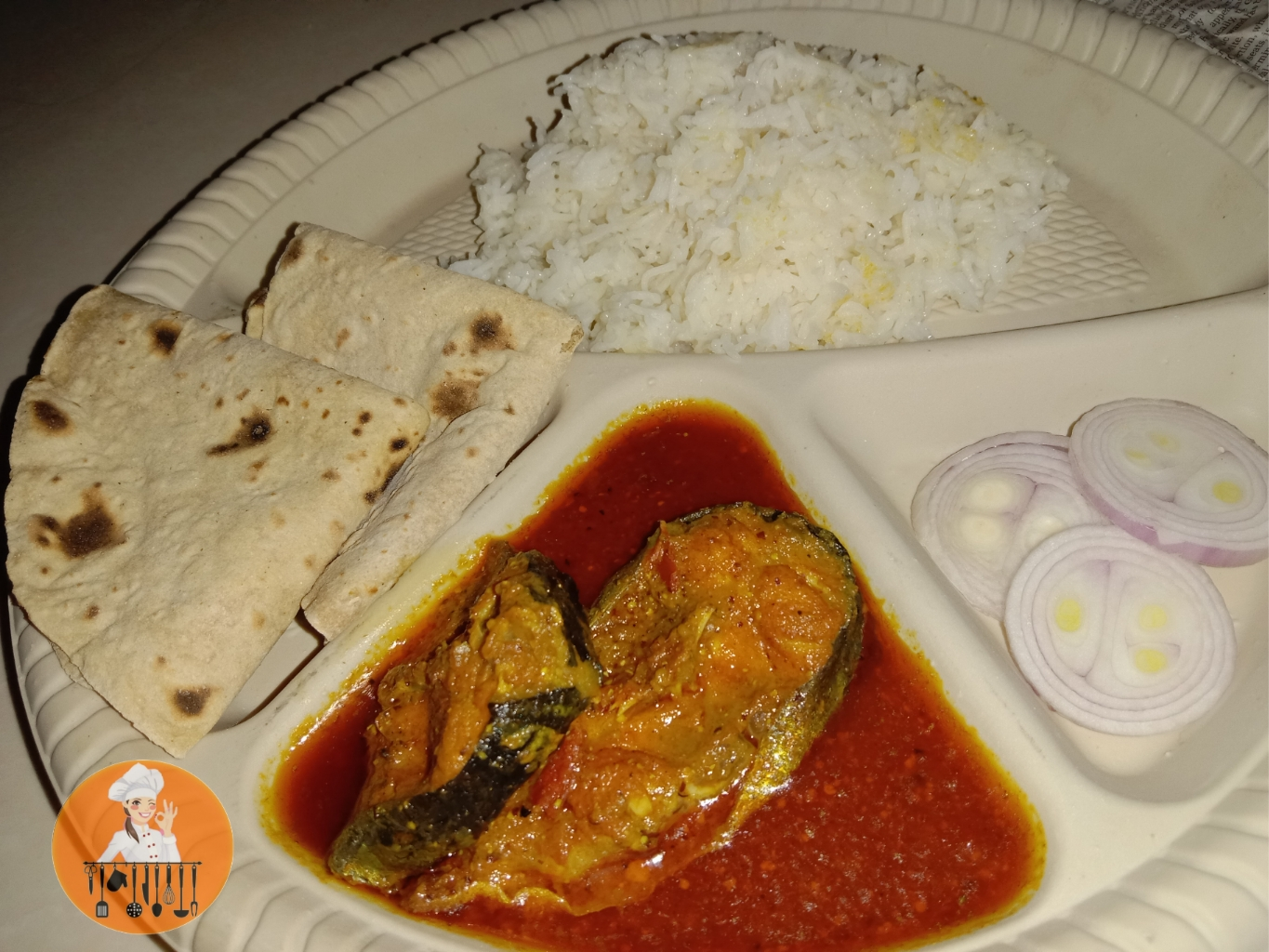 AUTHENTIC FISH CURRY