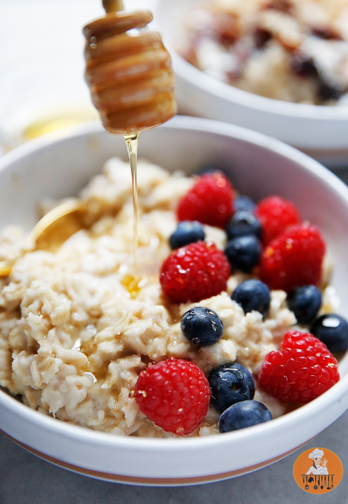 7 HEALTH BENEFITS in1 BOWL OATMEAL